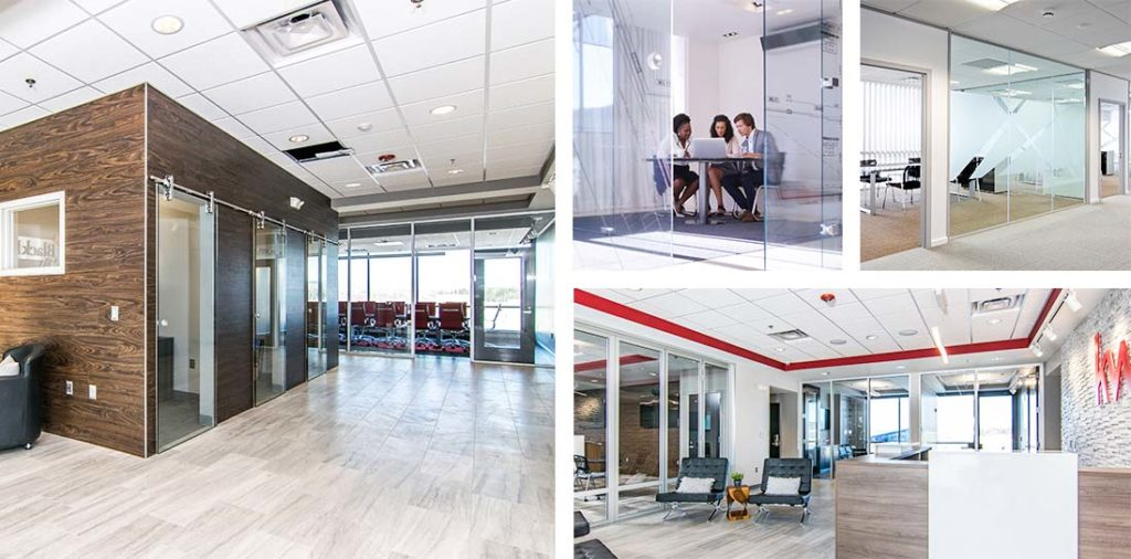 Interior office fit ups, from consultation to design and installation