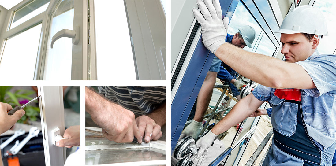 Commercial window repair services for Vermont companies
