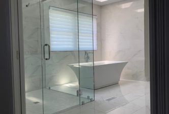 Residential – Glass Shower Enclosures