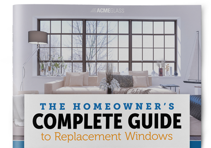 Replacement Windows Interior Or Exterior Acme Glass