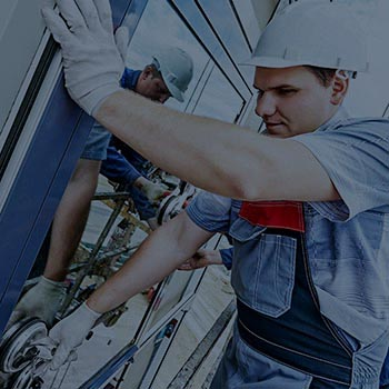 Commercial window repair services