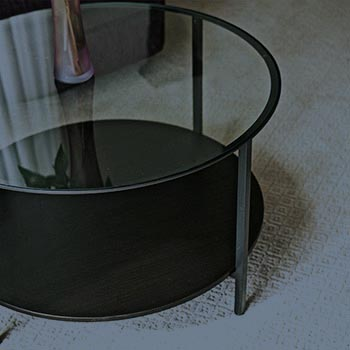 Custom glass for shelving, tables or mirrors