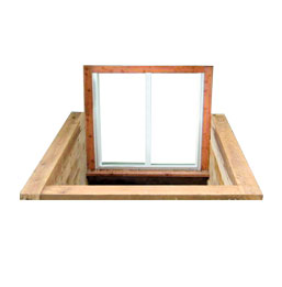 Example Basement Egress Window