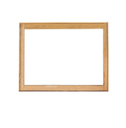 Example of a picture window, fixed pane.