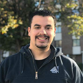 Matt McIntyre, Sales Manager
